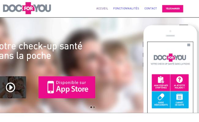 [Bon App'] DocForYou analyse les symptômes et