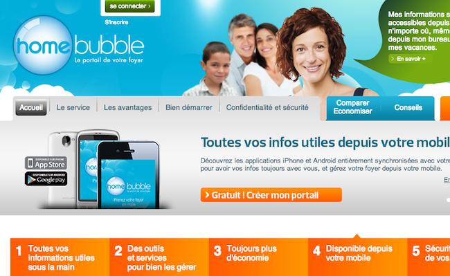 Photo de Gestion administrative: Xamance rachète HomeBubble, spécialiste de l'archivage web et mobile