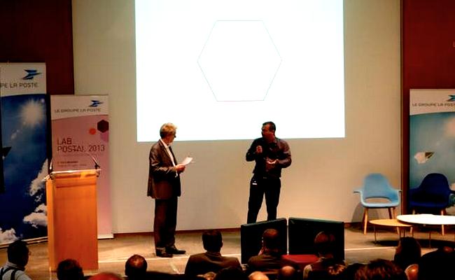 Photo de Imprimante 3D, Talk to Pay… Comment La Poste se rapproche de l'écosystème startup pour innover