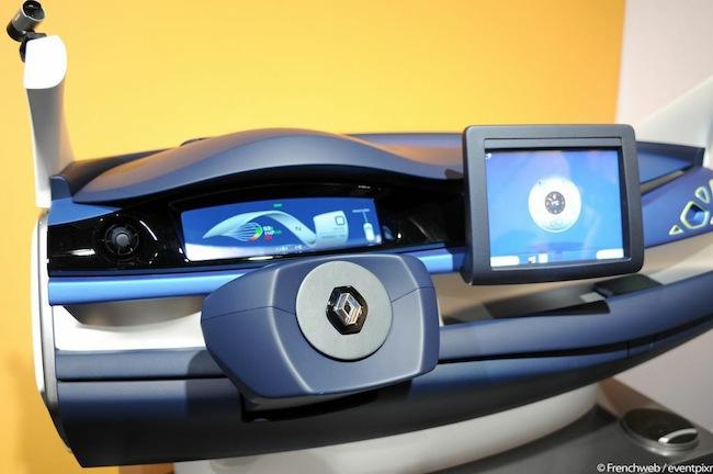 Photo de [LeWeb'13] Renault et Orange s'allient pour la voiture connectée