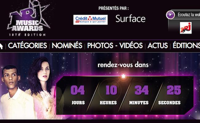 Photo de Twitter, Instagram, Vine… Comment TF1 se prépare à la social TV pour les NRJ Music Awards