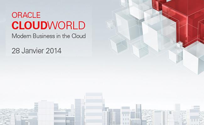 Photo de Oracle CloudWorld 2014 – Paris