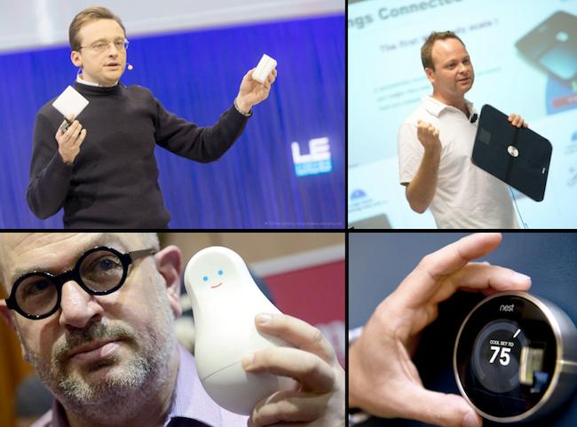 Photo de Pourquoi Google rachète Nest (si cher)? Les avis de Withings, Netatmo et Sen.se