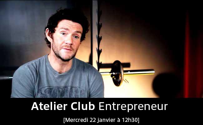 Photo de Atelier Club : Entrepreneur «Se préparer physiquement et mentalement à une levée de fonds!»