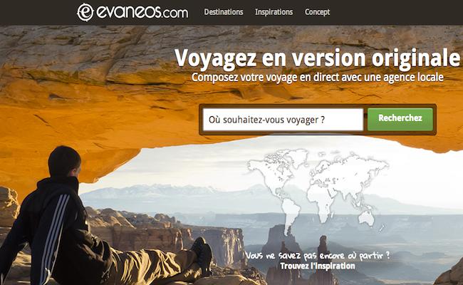 Photo de Evaneos, spécialiste du voyage sur mesure, lève 4,4 millions d'euros auprès de XAnge et ISAI