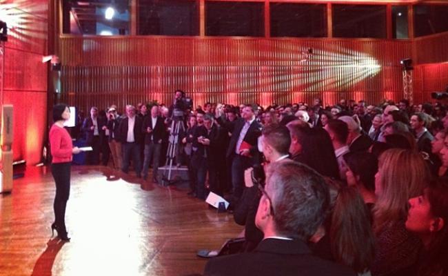 """Fleur Pellerin officialise la French Tech et fait le pari de la """"Startup République"""""""