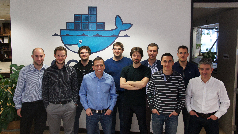 Photo de Cloud open source: Docker, fondé par le Français Solomon Hykes, lève 15 millions de dollars
