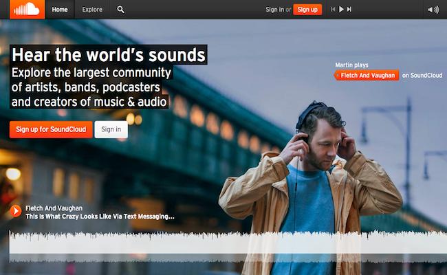 Photo de SoundCloud fait sa mue dans le payant
