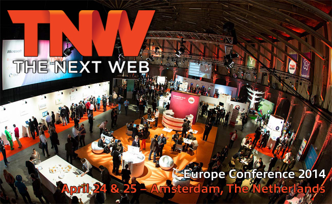 Photo de The Next Web – Europe Conference 2014