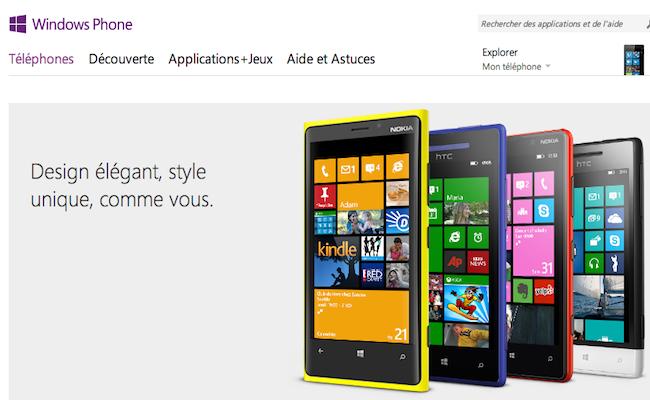 Photo de Sony en discussion avec Windows Phone : ne proposer qu'Android n'est pas une «position viable»