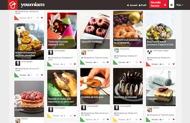 Photo de EXCLUSIF – Youmiam, le réseau social de partage de recettes, lève 300 000 euros