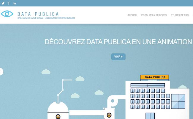 Photo de La startup du jour : Data Publica utilise le Big Data pour faire de la vente prédictive