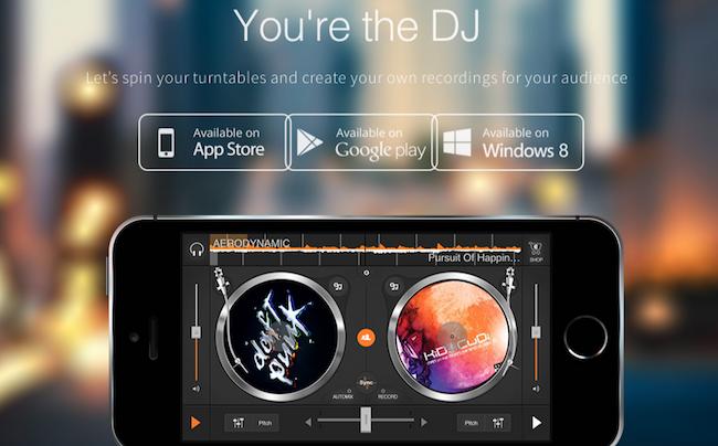 Photo de [Bon App' ] Edjing, l'application française de DJ qui a franchi les 15 millions de téléchargements