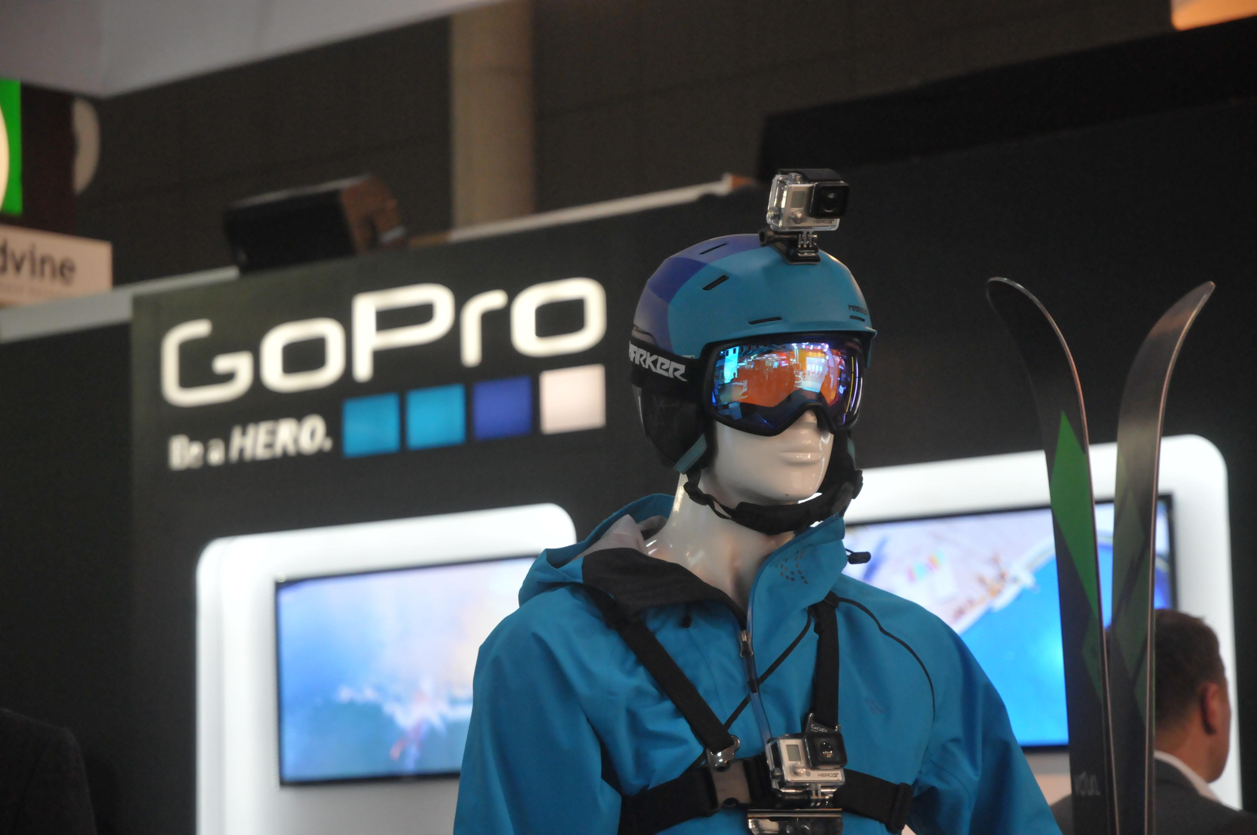 Photo de 5 chiffres à connaître sur GoPro avant son IPO
