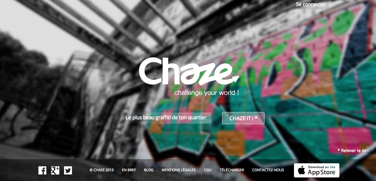Photo de [Bon App'] Chaze, un réseau social de challenges en photos