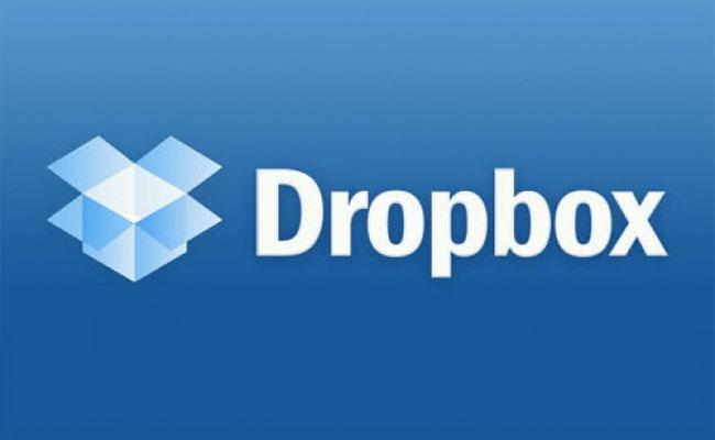 Photo de Levée de fonds record pour DropBox, service de stockage de données