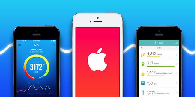 Photo de Healthbook, le nouveau nom de code d'Apple