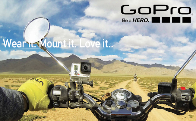Photo de GoPro rachète l'app de montage vidéo «Replay» de la start-up française Stupeflix