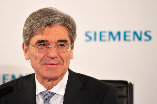 Photo de L'Allemand Siemens lance un fonds de 100 millions de dollars pour les start-ups