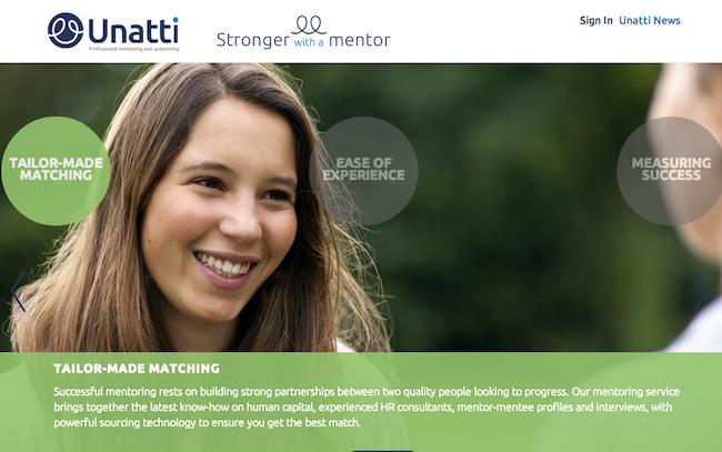 La startup de la semaine : Unatti, une plateforme professionnelle pour trouver un mentor - Decode Media