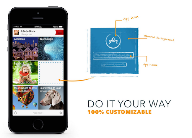 Photo de Publicité: Appsfire lance Sashimi, une solution de native advertising sur mobile