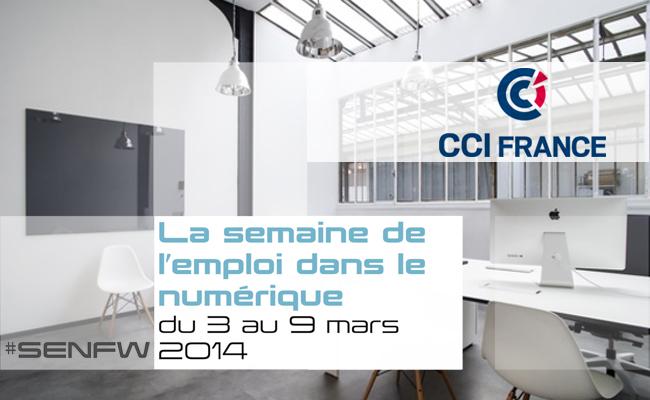 Photo de CCI France : «90% des emplois nécessiteront des compétences numériques d'ici à 3 ans»