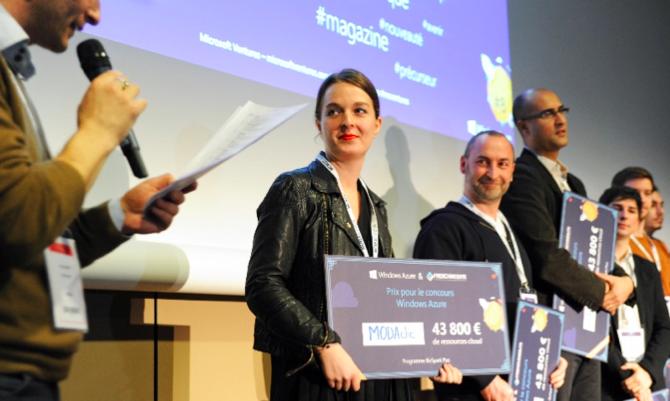 Photo de Concours FrenchWeb-Microsoft: tous à l'Afterwork Microsoft Azure !