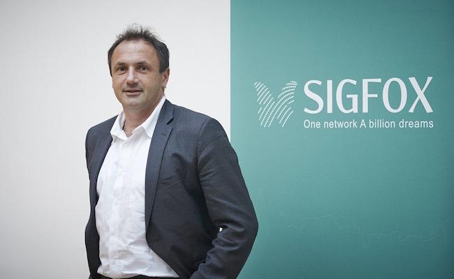 Photo de 150 millions d'euros pour Sigfox!