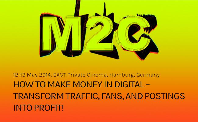Photo de The Marketing 2.0 Conference 2014 : «Comment gagner de l'argent dans le digital»?