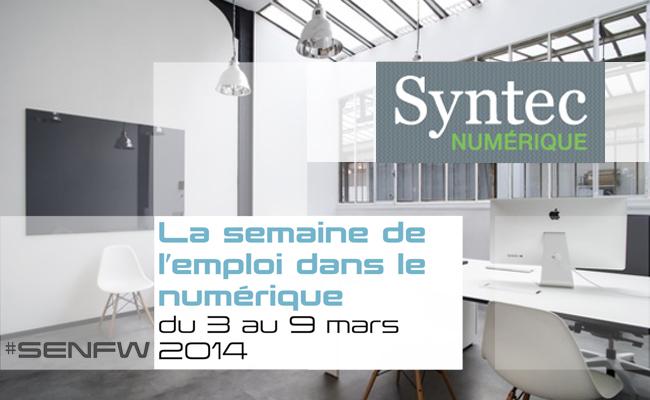 Photo de [#SENFW] Le Syntec Numérique, 1er syndicat de l'écosystème numérique