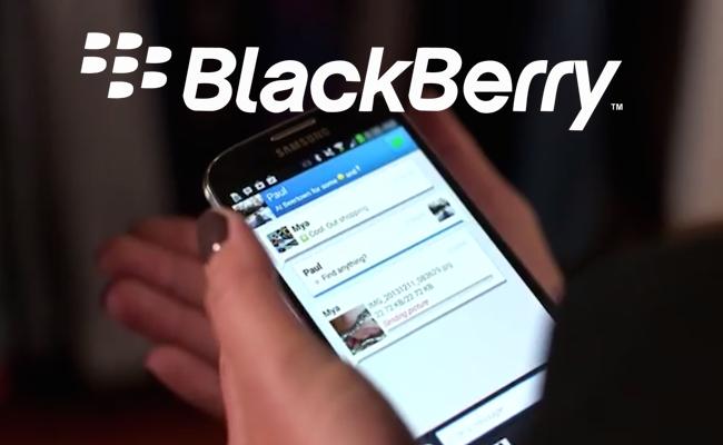 Photo de BlackBerry : le chiffre d'affaires trimestriel chute de 64% sur un an, 5,9 milliards de dollars de pertes sur l'année