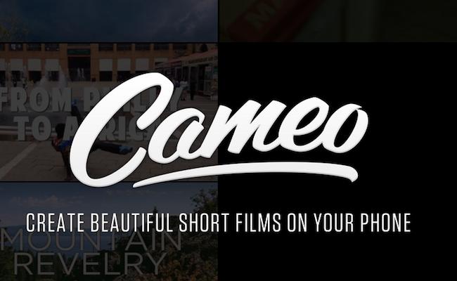 Photo de Vimeo rachète Cameo, l'Instagram de la vidéo