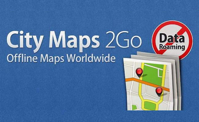 Photo de [Bon App'] City Maps 2Go, la cartographie des villes en mode hors connexion