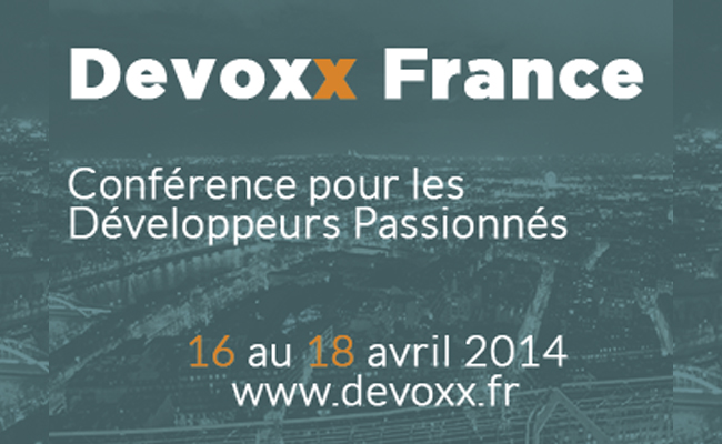 Photo de Devoxx France