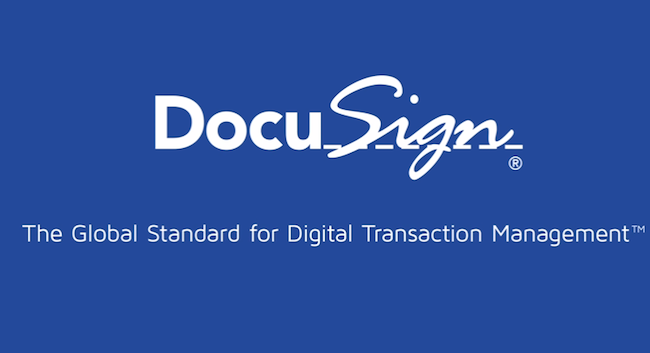 Photo de Signature électronique : l'Américain DocuSign lève 85 millions de dollars