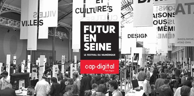 Photo de Futur en Seine 2014, le festival international dédié aux innovations numériques