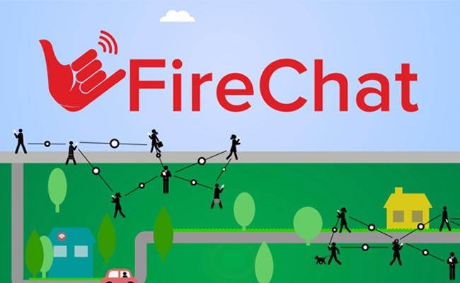 Photo de [Bon App'] FireChat, la messagerie instantanée qui fonctionne… sans connexion à Internet