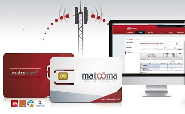 Photo de La start-up du jour : Matooma, une plateforme pour connecter vos objets avec des cartes SIM