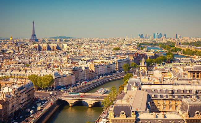 Photo de Paris en passe de devenir la capitale européenne des start-up devant Londres