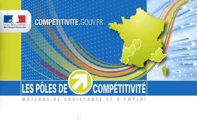 Photo de La nouvelle carte des pôles de compétitivité
