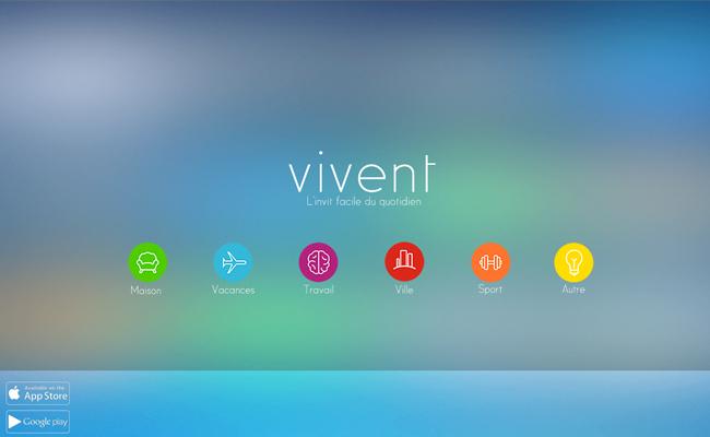 Photo de [Bon App'] Vivent, l'application pour organiser vos soirées entre amis et fixer des deadlines