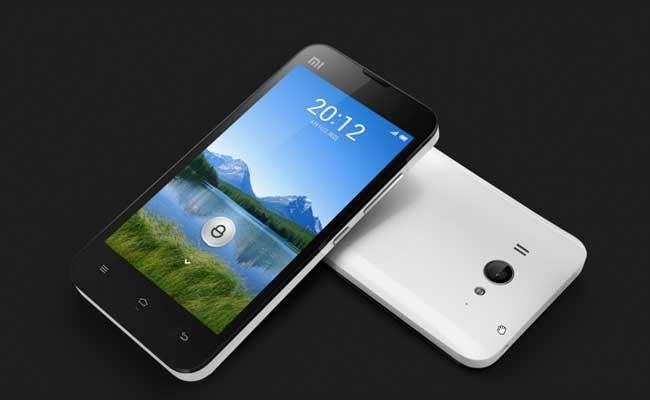 Photo de Smartphone: Apple dépassé par Mi en Chine