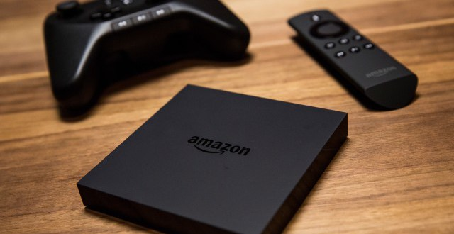Photo de Comme Apple et Google, Amazon lance une box TV