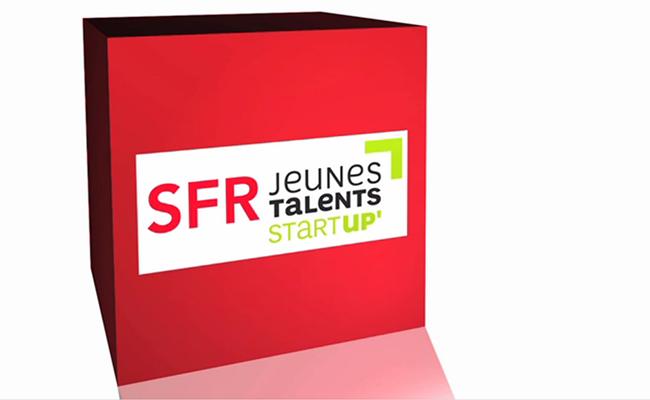 Photo de Soirée SFR Jeunes Talents Start-up