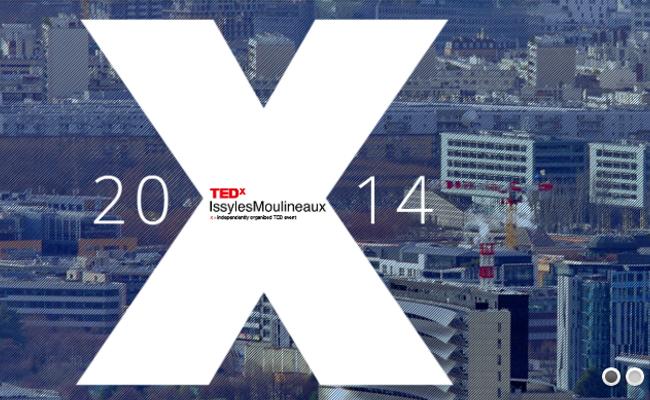 Photo de TEDxIssylesMoulineaux , une conférence sur le thème « On peut tout réinventer »