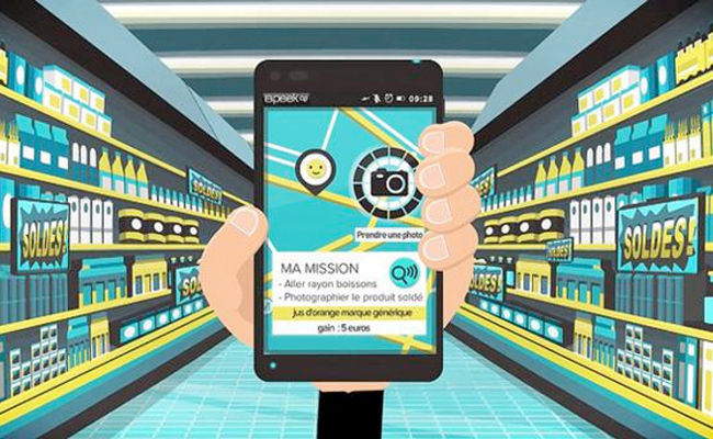 Photo de [Bon app'] Bpeek, quand les entreprises payent les mobinautes pour collecter des données produit
