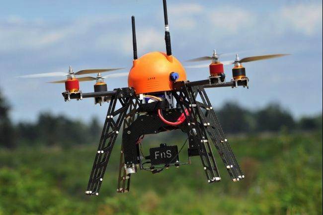 Photo de L'engouement pour les drones en 6 chiffres