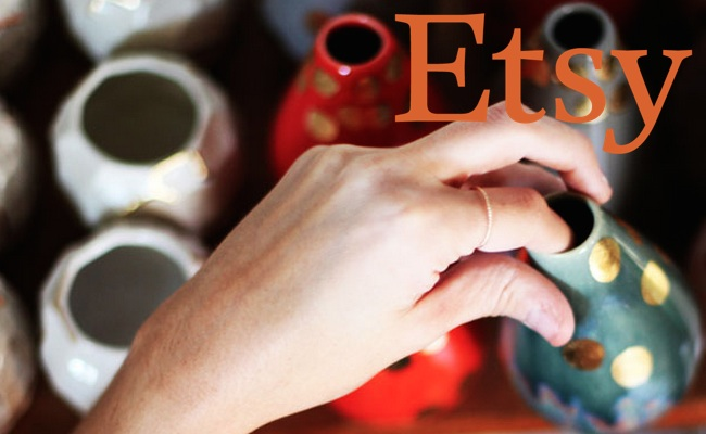 Photo de Etsy, de l'artisanat au Nasdaq