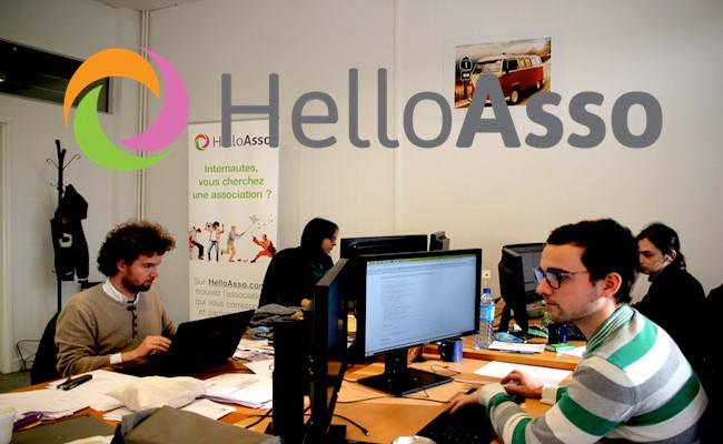 Photo de La start-up du jour : HelloAsso, le crowdfunding pour associations qui a collecté près de 6 millions d'euros