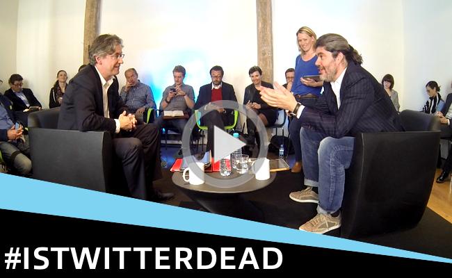 Photo de Is Twitter dead ? Un débat avec Nicolas Bordas et Rodrigo Sepulveda Schulz